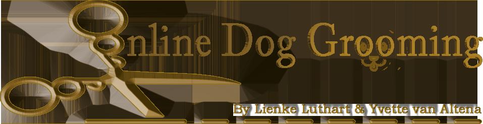 online dog grooming_LOGO