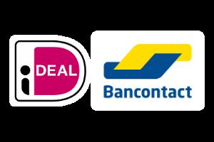 Betalingsmogelijkheden iDeal en Bancontact